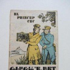 Libros antiguos: EL PRINCEP CEC. COL. FOLLET. Nº 6. ADAPTACIÓ I DIBUIXOS DE LOLA ANGLADA. POLIGLOTA, 1933 C90SADUR. Lote 111107899