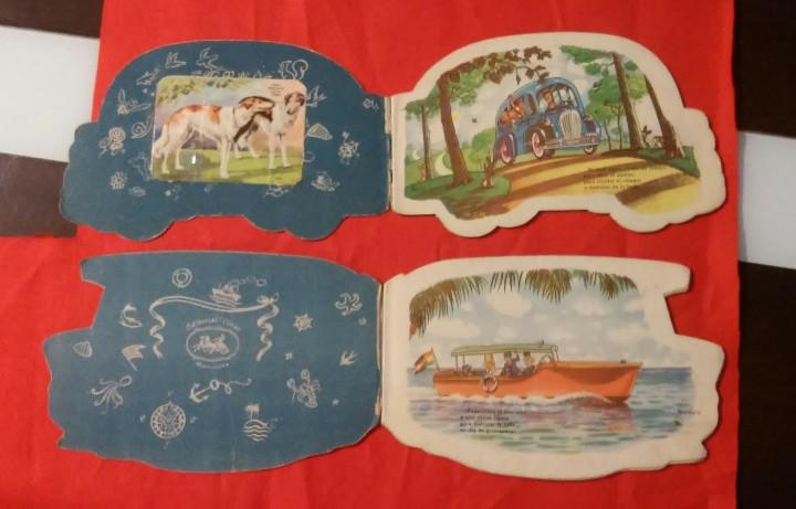 Libros antiguos: cuentos troquelados años 40 originales - Foto 3 - 111208883