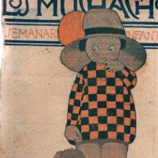 Libros antiguos: LOS MUCHACHOS. SEMANARIO INFANTIL. NÚM. 169. DOMINGO, 5 DE AGOSTO DE 1917.. Lote 111222279