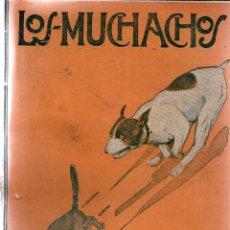 Libros antiguos: LOS MUCHACHOS. SEMANARIO INFANTIL. NÚM. 177. DOMINGO 30 DE SEPTIEMBRE DE 1917.. Lote 111234511