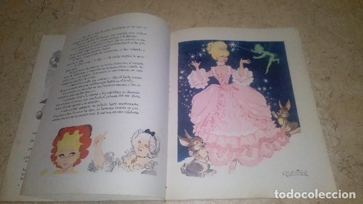 Libros antiguos: La cenicienta, cuentos clásicos toray, Charles perrault - Foto 2 - 111283319