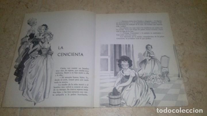 Libros antiguos: La cenicienta, cuentos clásicos toray, Charles perrault - Foto 4 - 111283319