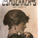 Libros antiguos: LOS MUCHACHOS. SEMANARIO CON REGALOS. NÚM. 97. DOMINGO 19 DE MARZO DE 1916.. Lote 111313991