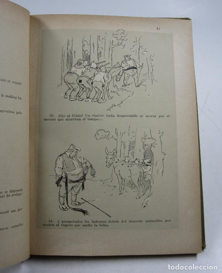 Libros antiguos: Cuentos vivos, 1918, Apeles Mestres, serie primera, Seix Barral, Barcelona. 14,5x19cm - Foto 2 - 111853335