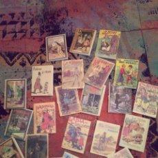 Libros antiguos: LOTE 21 CUENTOS DE CALLEJA REEDICION. Lote 112015603