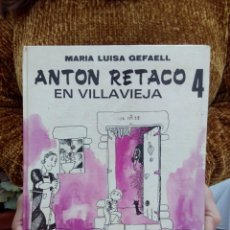 Libros antiguos: TUBAL ANTON RETACO EN VILLAVIEJA 4 PILARIN BAYÉS 350 GRS 26 CM 1973. Lote 112326159