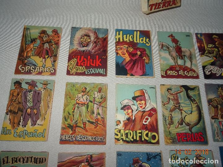Libros antiguos: Antigua Colección ROBINSON - Completa 24 Tomitos en Estuche Original - Dibujos de LOZANO OLIVARES - Foto 5 - 112455987
