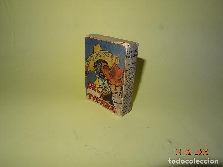 Libros antiguos: Antigua Colección ROBINSON - Completa 24 Tomitos en Estuche Original - Dibujos de LOZANO OLIVARES - Foto 9 - 112455987