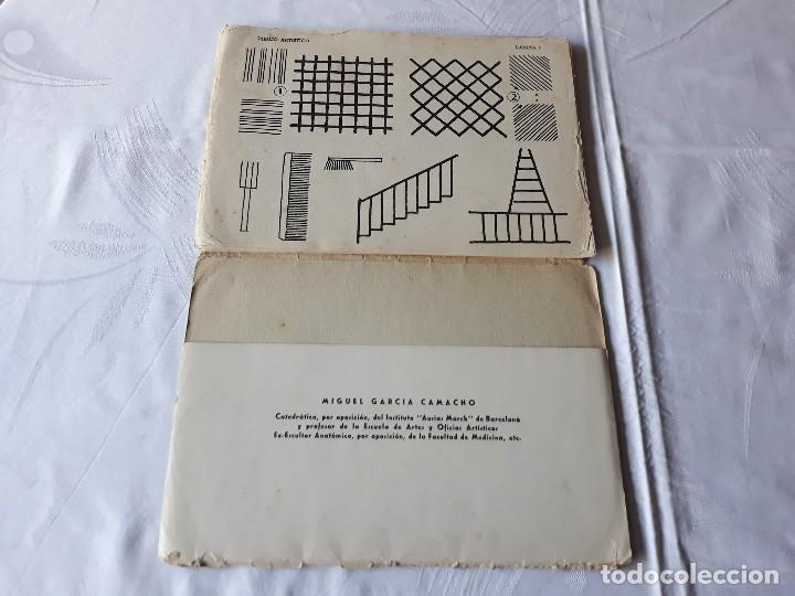 Libros antiguos: Cuadernillos de dibujo - Foto 4 - 112858395