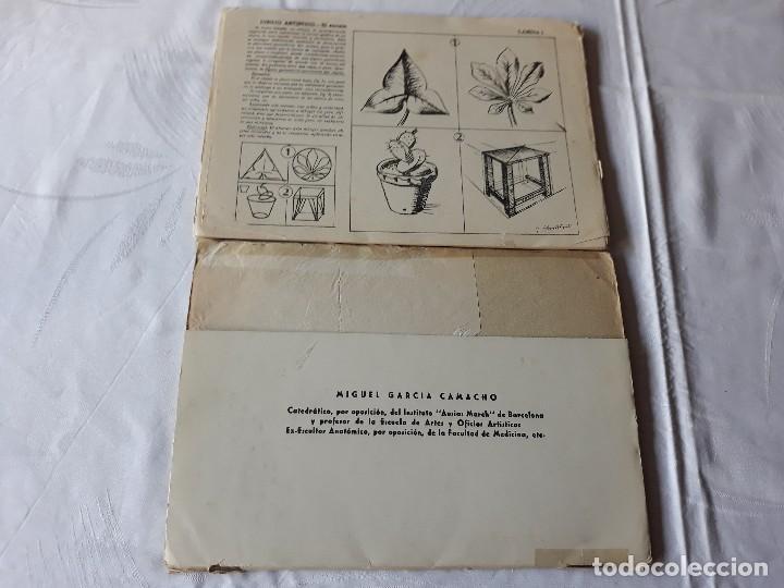 Libros antiguos: Cuadernillos de dibujo - Foto 6 - 112858395