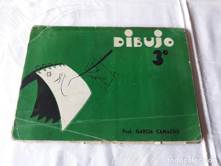 Libros antiguos: Cuadernillos de dibujo - Foto 7 - 112858395