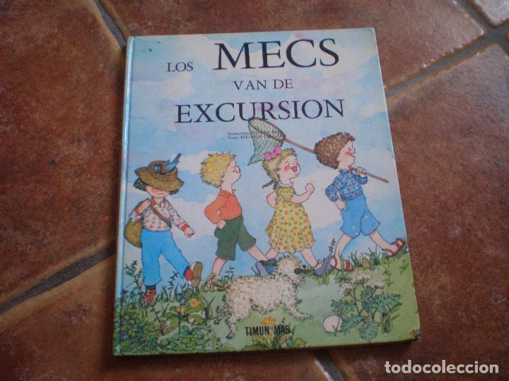 LOS MECS VAN DE EXCURSIÓN (Libros Antiguos, Raros y Curiosos - Literatura Infantil y Juvenil - Cuentos)