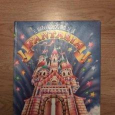 Libros antiguos: EL MARAVILLOSO LIBRO DE LA FANTASIA. VISOR. Lote 113024999