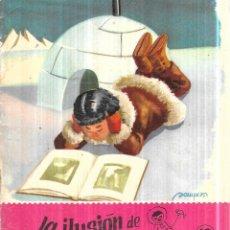 Libros antiguos: LA ILUSION DE JOKIWIK. Nº 13. SAMPER.. Lote 113053003