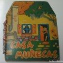Libros antiguos: ANTIGUO CUENTO TROQUELADO CASA DE MUÑECAS. ED. ROMA .. Lote 113061659