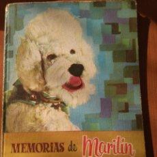 Libros antiguos: ANTIGUO LIBRO DE MEMORIAS DE MARILIN ,LA PERRA MÁS LISTA DEL MUNDO HERTA FRANKEL EDITORIAL ROMA PRI . Lote 113228963
