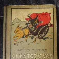 Alte Bücher - CUENTOS VIVOS SERIE PRIMERA APELES MESTRES - 113268891
