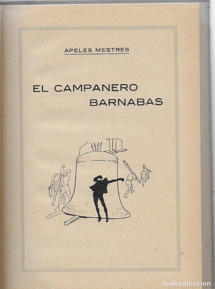 Libros antiguos: Cuentos vivos 1 y 2 serie / A. Mestres. BCN : Seix Barral, 1929-31. 18x14cm. 179 + 175 p.il. - Foto 3 - 113386099
