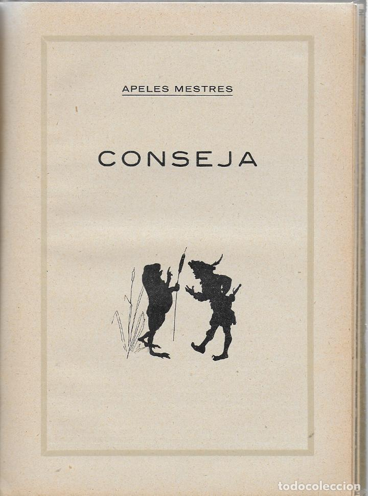 Libros antiguos: Cuentos vivos 1 y 2 serie / A. Mestres. BCN : Seix Barral, 1929-31. 18x14cm. 179 + 175 p.il. - Foto 11 - 113386099