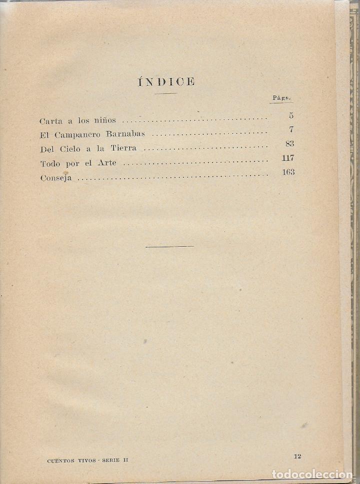 Libros antiguos: Cuentos vivos 1 y 2 serie / A. Mestres. BCN : Seix Barral, 1929-31. 18x14cm. 179 + 175 p.il. - Foto 15 - 113386099