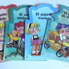 Alte Bücher - 4 Cuentos Colección Rosa Publicaciones Fher - 113416119