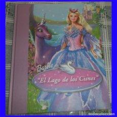 Libros antiguos: BARBIE EN EL LAGO DE LOS CISNES ROBERT SAUBER EDITORIAL RBA. Lote 113439647