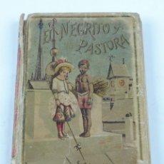 Libros antiguos: CUENTOS CALLEJA .NEGRITO Y PASTORA. AGUJA ORGULLOSA. BELLEZA Y MODESTIA. FLOR DEL LINO. MENTIRA ES . Lote 113476003
