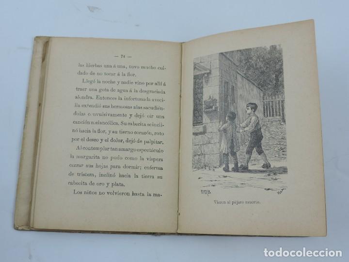 Libros antiguos: CUENTOS CALLEJA .NEGRITO Y PASTORA. AGUJA ORGULLOSA. BELLEZA Y MODESTIA. FLOR DEL LINO. MENTIRA ES - Foto 4 - 113476003
