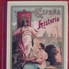 Libros antiguos: LIBRO ESPAÑA Y SU HISTORIA S. CALLEJA 2004. Lote 113855743