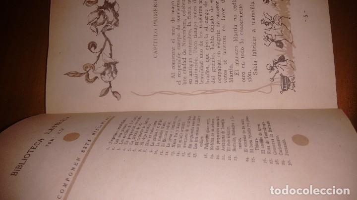Libros antiguos: Nobleza de un artesano. Calleja. Hacia 1920. Cuentos de calleja biblioteca ilustrada - Foto 5 - 114290907