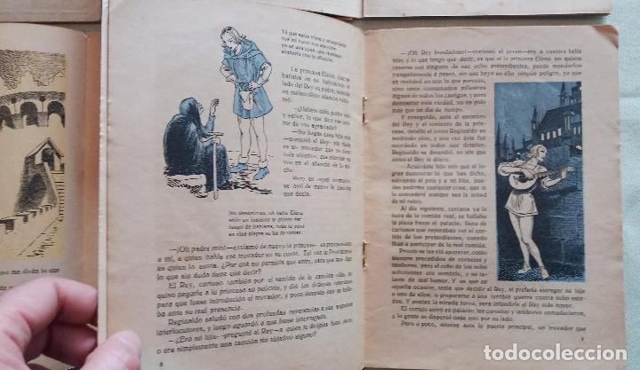 Libros antiguos: 6 Cuentos infantiles Serie Osvernia Nº 1, 3, 4, 5, 6, 7. Ediciones Serra Masana. - Foto 4 - 114377635