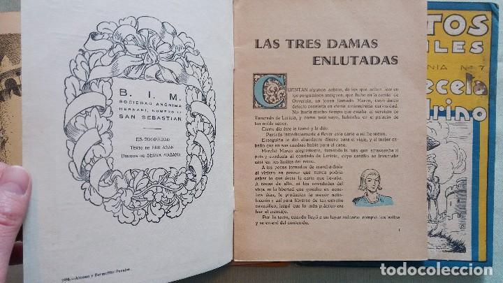 Libros antiguos: 6 Cuentos infantiles Serie Osvernia Nº 1, 3, 4, 5, 6, 7. Ediciones Serra Masana. - Foto 9 - 114377635
