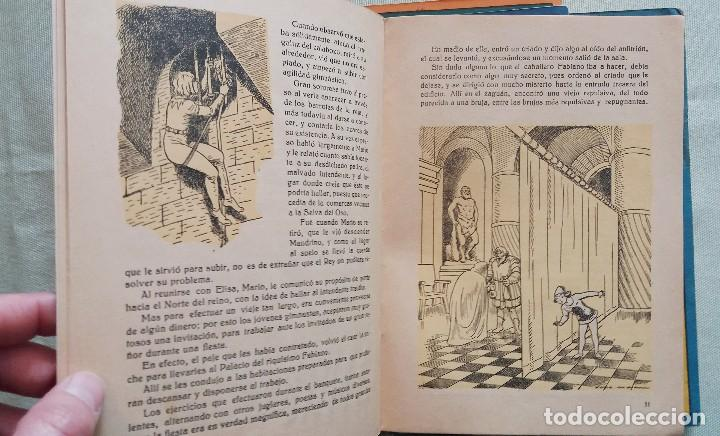 Libros antiguos: 6 Cuentos infantiles Serie Osvernia Nº 1, 3, 4, 5, 6, 7. Ediciones Serra Masana. - Foto 10 - 114377635
