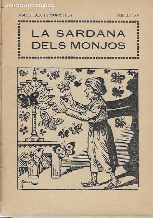 Libros antiguos: Contes morals de Les Mil i una Nits / explicats en català per S. Bonavia. BCN, 1924. 19x13cm. 127 p - Foto 4 - 114443539