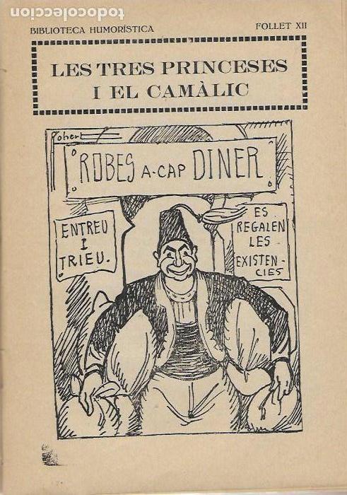 Libros antiguos: Contes morals de Les Mil i una Nits / explicats en català per S. Bonavia. BCN, 1924. 19x13cm. 127 p - Foto 5 - 114443539