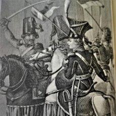 Libros antiguos: ANTIGUO LIBRO SIGLO XIX,CUENTOS PARA LOS NIÑOS DE FRANCIA,AÑO 1820,EPOCA NAPOLEON BONAPARTE,GRABADOS. Lote 114460755