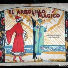Libros antiguos: CUENTO CALLEJA 1923 - EL ARBOLILLO MAGICO- CALLEJA - PRECIOSAS ILUSTRACIONES - 5ª SERIE. Lote 114466343