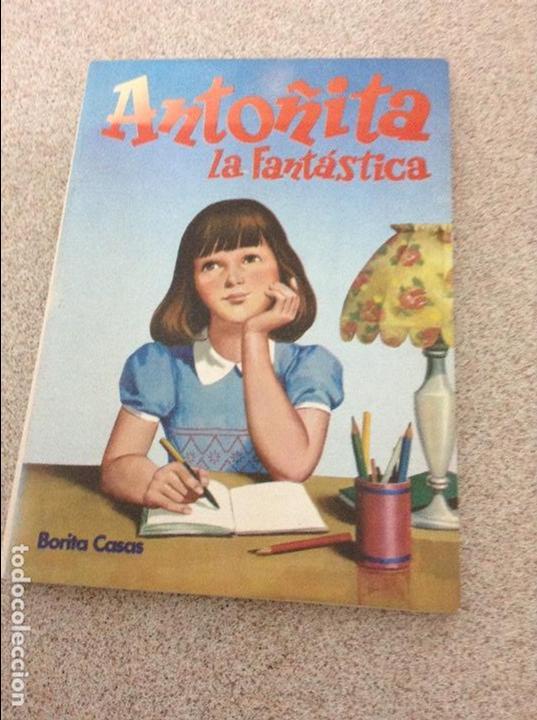 CUENTO ANTOÑITA LA FANTASTICA 1981 (Libros Antiguos, Raros y Curiosos - Literatura Infantil y Juvenil - Cuentos)
