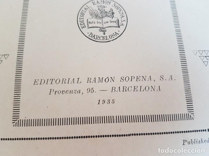 Libros antiguos: GULLIVER EN EL PAIS DE LOS GIGANTES - POR J. SWIFT ( AÑO 1935 ) - Foto 5 - 115696083
