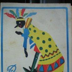 Libros antiguos: PINOCHO EMPERADOR .CALLEJA SERIE PINOCHO Y PINOCHO CONTRA CHAPETE.1935. Lote 115763611