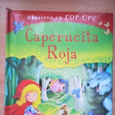 Libros antiguos: CAPERUCITA ROJA. Lote 116404235