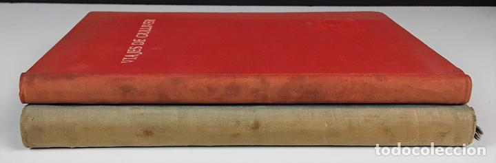 EDITORIAL BAGUÑA. 2 VOLÚMENES. VARIOS AUTORES. 1944/1945. (Libros Antiguos, Raros y Curiosos - Literatura Infantil y Juvenil - Cuentos)