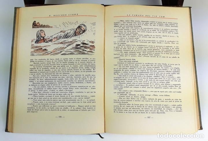 Libros antiguos: EDITORIAL BAGUÑA. 2 VOLÚMENES. VARIOS AUTORES. 1944/1945. - Foto 3 - 116518639