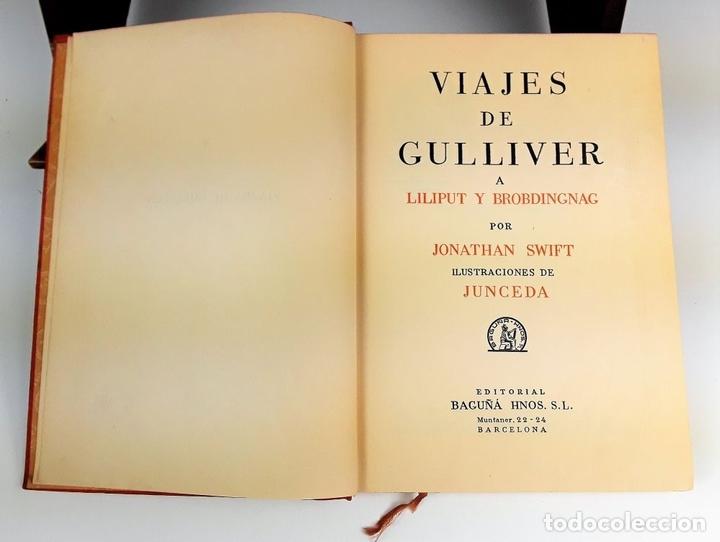 Libros antiguos: EDITORIAL BAGUÑA. 2 VOLÚMENES. VARIOS AUTORES. 1944/1945. - Foto 5 - 116518639