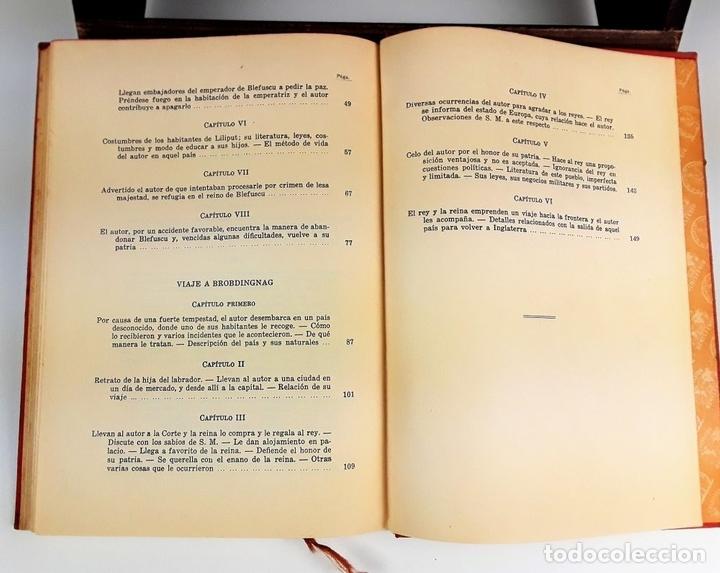 Libros antiguos: EDITORIAL BAGUÑA. 2 VOLÚMENES. VARIOS AUTORES. 1944/1945. - Foto 7 - 116518639