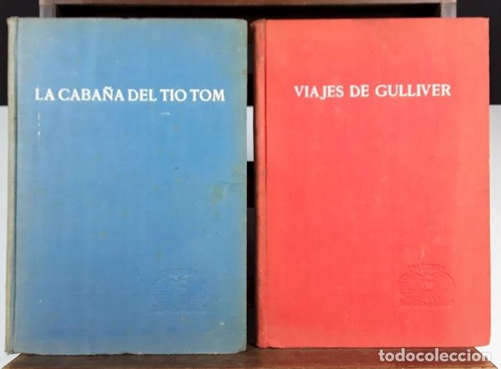 Libros antiguos: EDITORIAL BAGUÑA. 2 VOLÚMENES. VARIOS AUTORES. 1944/1945. - Foto 9 - 116518639
