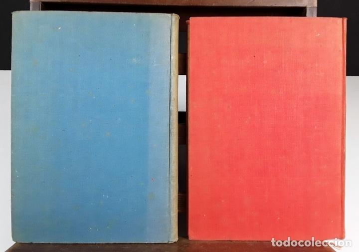 Libros antiguos: EDITORIAL BAGUÑA. 2 VOLÚMENES. VARIOS AUTORES. 1944/1945. - Foto 10 - 116518639