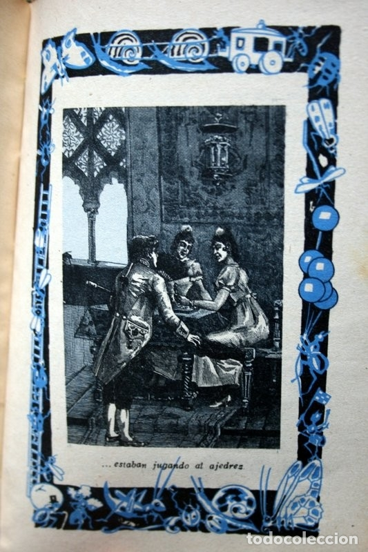 Libros antiguos: LAS TRES PLUMAS - CALLEJA - Biblioteca Ilustrada - Tapa Dura - Foto 5 - 57143166