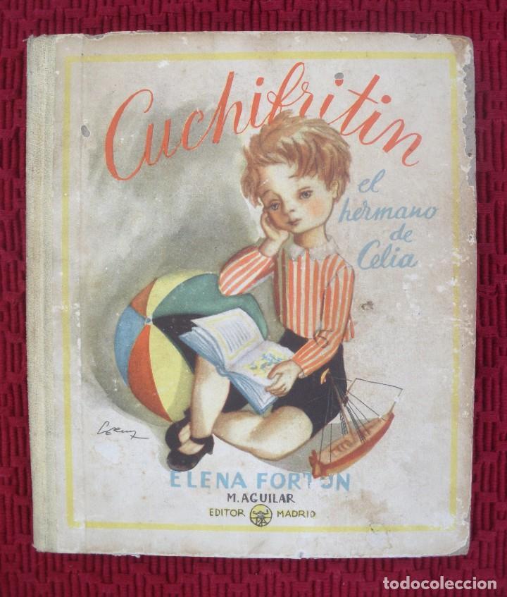 CUCHIFRITIN POR ELENA FORTUN (Libros Antiguos, Raros y Curiosos - Literatura Infantil y Juvenil - Cuentos)