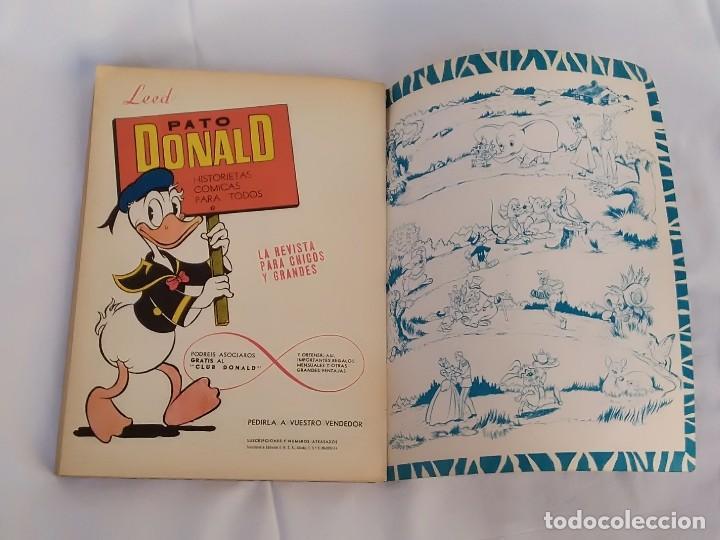 Libros antiguos: Borrón el encapuchado. Colección Dumbo núm. XII. Walt Disney, ERSA - Foto 6 - 117043967